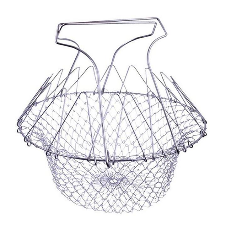 Rổ nhúng thông minh chef basket - 1065225 , 2563364454516 , 62_3612047 , 130000 , Ro-nhung-thong-minh-chef-basket-62_3612047 , tiki.vn , Rổ nhúng thông minh chef basket