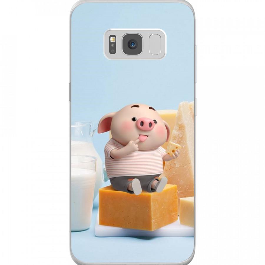 Ốp Lưng Cho Điện Thoại Samsung Galaxy S8 Plus - Mẫu aheocon 141