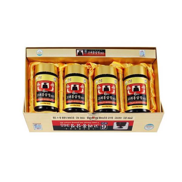 Thực phẩm chức năng Cao hồng sâm 365 Hàn Quốc - 4 lọ - 1677645 , 6684107319896 , 62_13606461 , 2000000 , Thuc-pham-chuc-nang-Cao-hong-sam-365-Han-Quoc-4-lo-62_13606461 , tiki.vn , Thực phẩm chức năng Cao hồng sâm 365 Hàn Quốc - 4 lọ