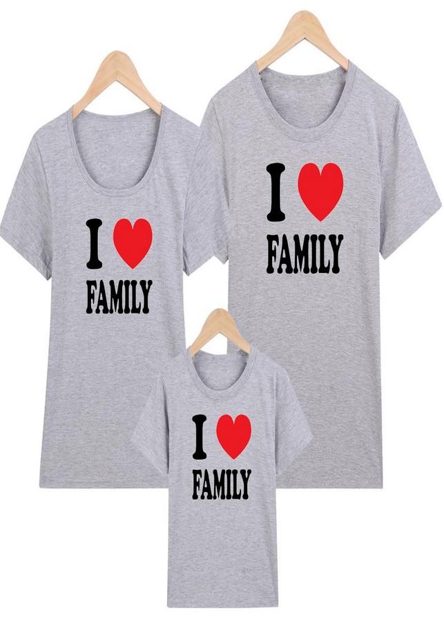 Áo gia đình xám I love family - 1944154 , 4055145765044 , 62_13664026 , 300000 , Ao-gia-dinh-xam-I-love-family-62_13664026 , tiki.vn , Áo gia đình xám I love family
