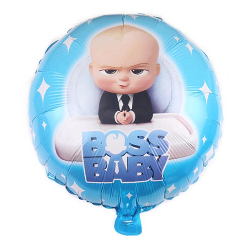 Bong bóng sinh nhật Boss Baby
