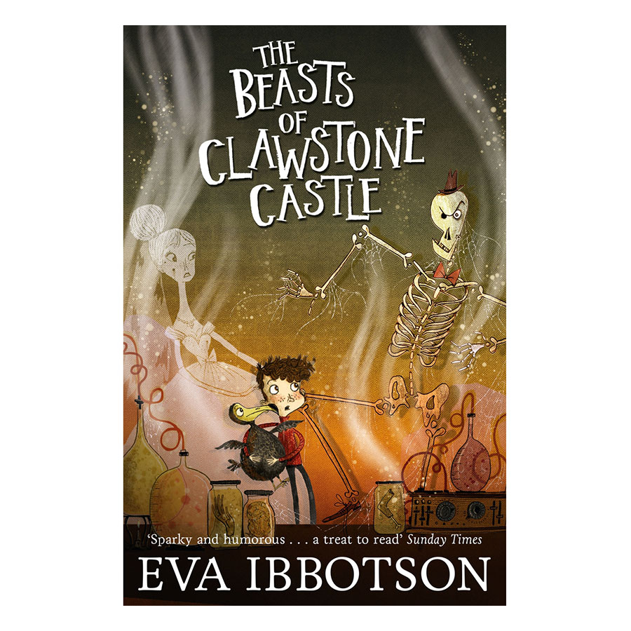 The Beasts Of Clawstone Castle - 1081344 , 5567699312326 , 62_3919507 , 231000 , The-Beasts-Of-Clawstone-Castle-62_3919507 , tiki.vn , The Beasts Of Clawstone Castle