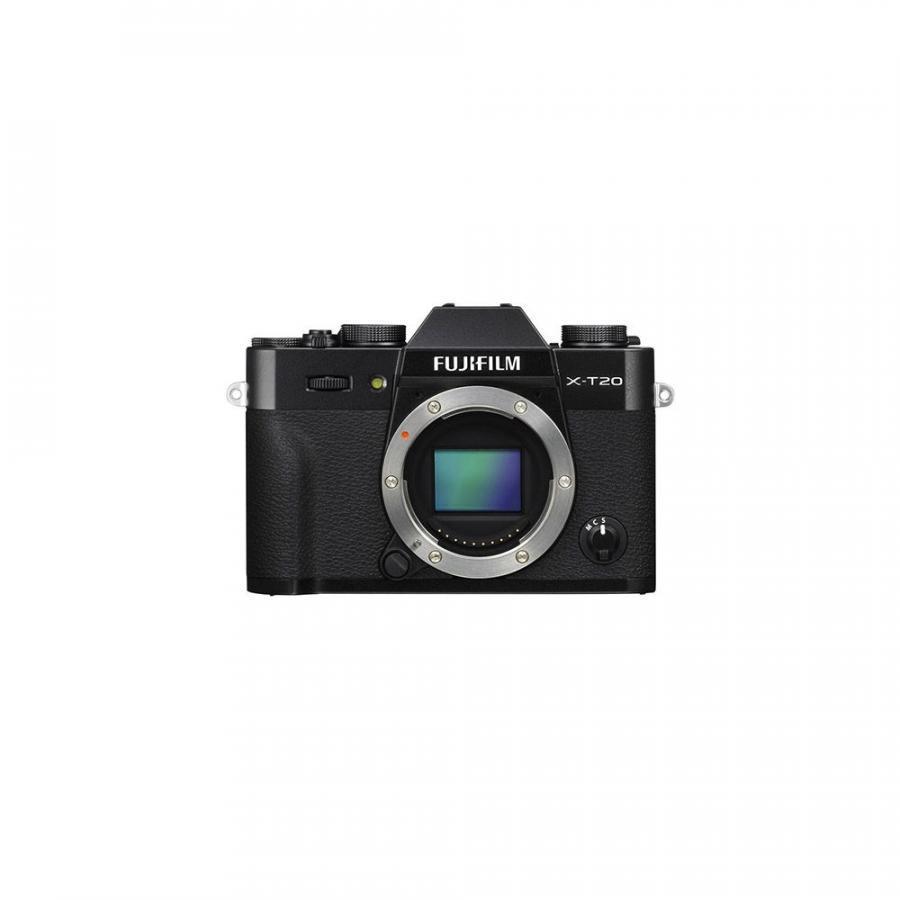 Máy Ảnh Fujifilm X-T20 Kit XC15-45mm f3.5-5.6 OIS (Đen) + Thẻ Nhớ Sandisk 16GB Tốc Độ 48MB/s + Túi Đựng Máy Ảnh Fujifilm -...