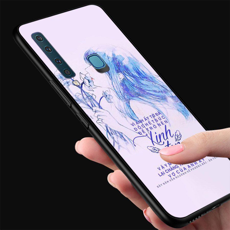 Ốp kính cường lực dành cho điện thoại Samsung Galaxy A9 2018/A9 Pro - M20 - ngôn tình tâm trạng - tinh2077 - 863343 , 2795542632724 , 62_14829305 , 209000 , Op-kinh-cuong-luc-danh-cho-dien-thoai-Samsung-Galaxy-A9-2018-A9-Pro-M20-ngon-tinh-tam-trang-tinh2077-62_14829305 , tiki.vn , Ốp kính cường lực dành cho điện thoại Samsung Galaxy A9 2018/A9 Pro - M20 - ngôn