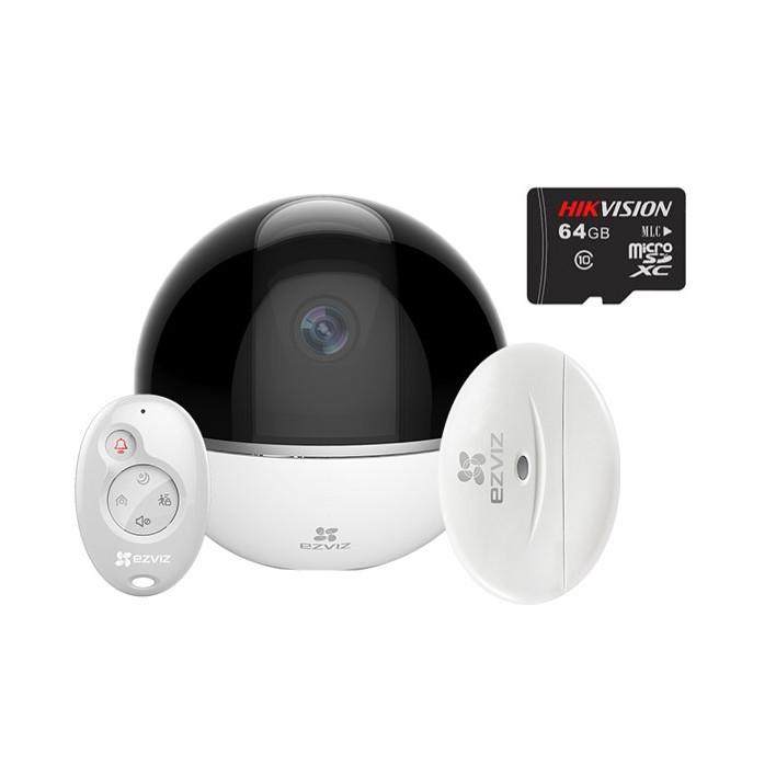Camera IP Wifi kỹ thuật số EZVIZ CS – CV248 with RF + Tặng kèm thẻ nhớ 64GB Hikvision - 1637365 , 7202505264793 , 62_14380741 , 3900000 , Camera-IP-Wifi-ky-thuat-so-EZVIZ-CS-CV248-with-RF-Tang-kem-the-nho-64GB-Hikvision-62_14380741 , tiki.vn , Camera IP Wifi kỹ thuật số EZVIZ CS – CV248 with RF + Tặng kèm thẻ nhớ 64GB Hikvision
