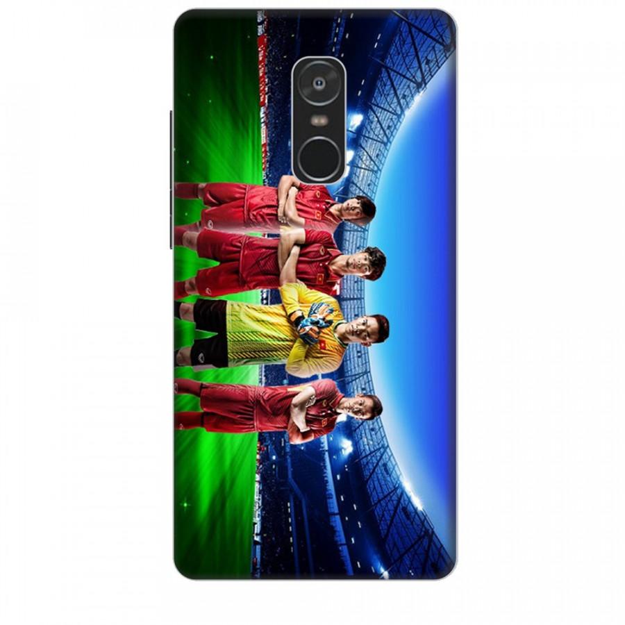 Ốp Lưng Dành Cho Xiaomi Note 4 AFF Cup - Đội Tuyển Việt Nam Mẫu 2