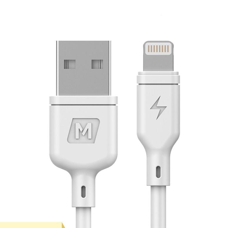 Dây Cáp Sạc USB / Lightning MOMAX MFi 1m DL16 - 1125034 , 5826875817360 , 62_4237839 , 150000 , Day-Cap-Sac-USB--Lightning-MOMAX-MFi-1m-DL16-62_4237839 , tiki.vn , Dây Cáp Sạc USB / Lightning MOMAX MFi 1m DL16