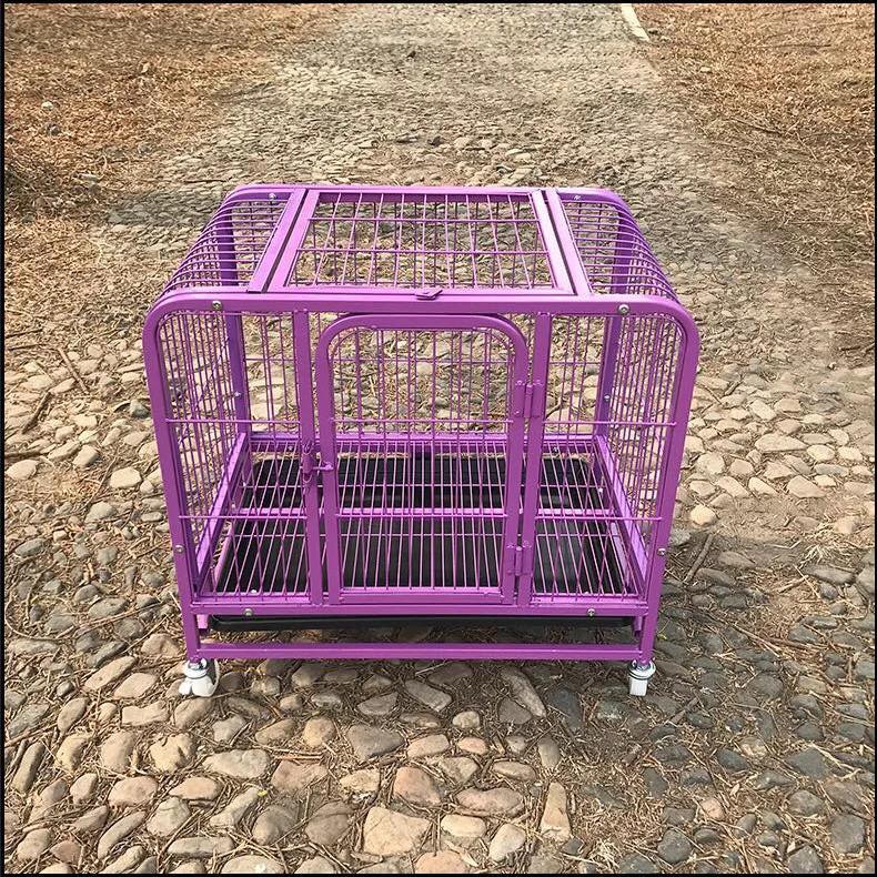 Chuồng chó nan ống có bánh xe di chuyển - 9902181 , 7549777478054 , 62_19687946 , 1350000 , Chuong-cho-nan-ong-co-banh-xe-di-chuyen-62_19687946 , tiki.vn , Chuồng chó nan ống có bánh xe di chuyển