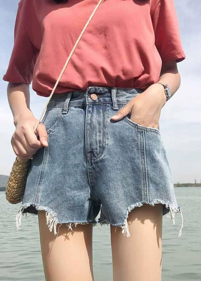 Quần short Jeans basic SHO07 - 9906850 , 4177972894909 , 62_19751639 , 239000 , Quan-short-Jeans-basic-SHO07-62_19751639 , tiki.vn , Quần short Jeans basic SHO07