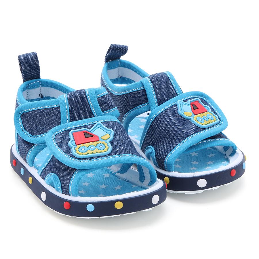 Giày Sandal Tập Đi Gumbi Cho Bé Trai 01 - 4861075 , 7077284551743 , 62_11586759 , 126000 , Giay-Sandal-Tap-Di-Gumbi-Cho-Be-Trai-01-62_11586759 , tiki.vn , Giày Sandal Tập Đi Gumbi Cho Bé Trai 01
