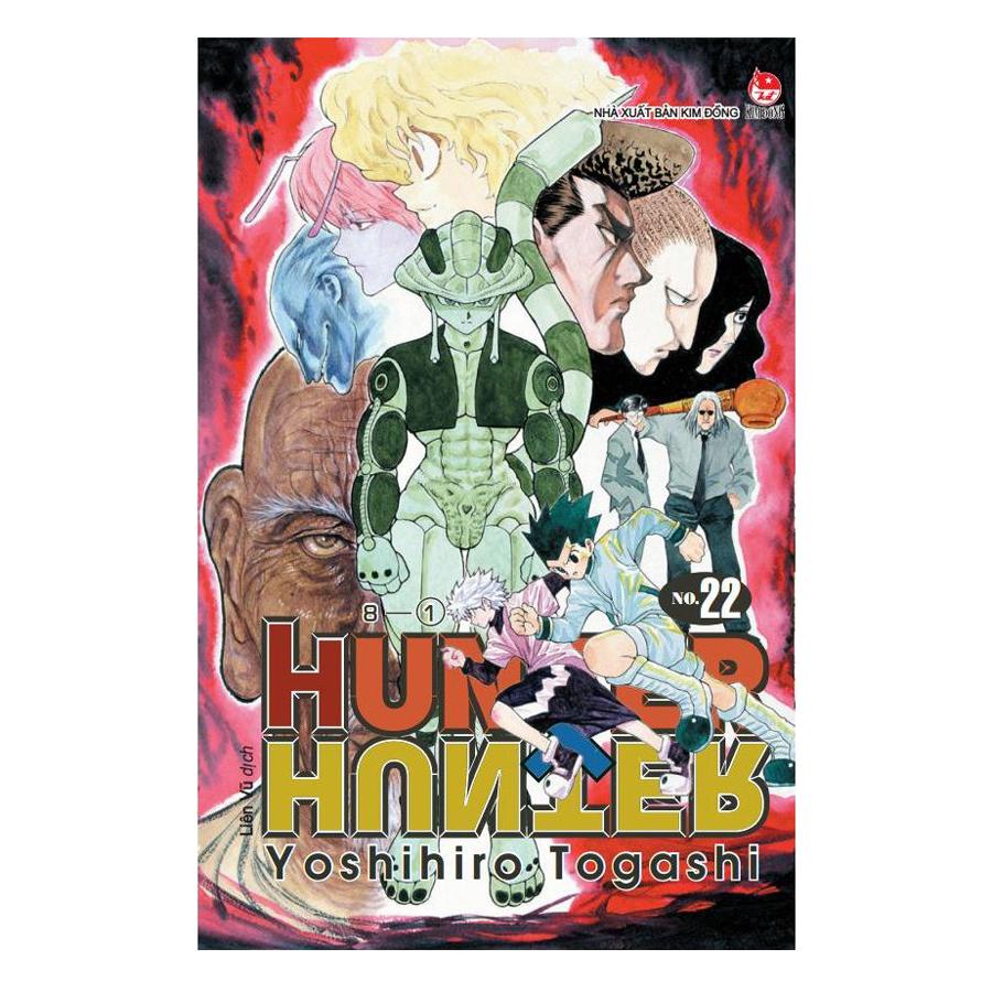 Hunter X Hunter - Tập 22