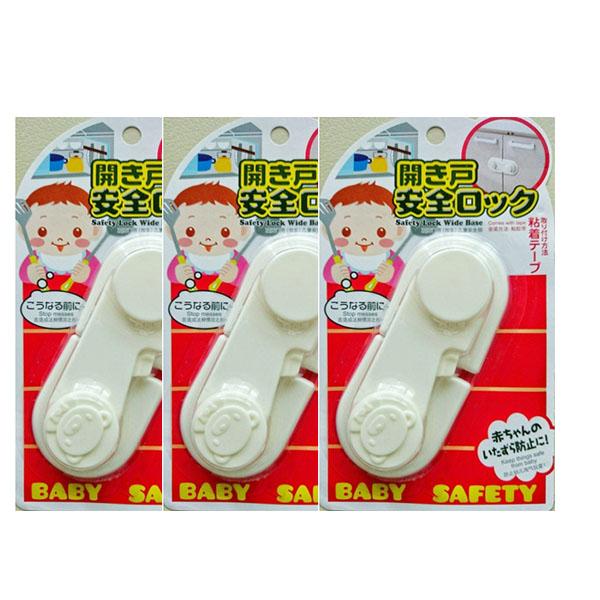 Chốt cửa tủ an toàn cho bé (màu trắng) nội địa Nhật Bản - 1716842 , 1511201892497 , 62_12394992 , 450000 , Chot-cua-tu-an-toan-cho-be-mau-trang-noi-dia-Nhat-Ban-62_12394992 , tiki.vn , Chốt cửa tủ an toàn cho bé (màu trắng) nội địa Nhật Bản