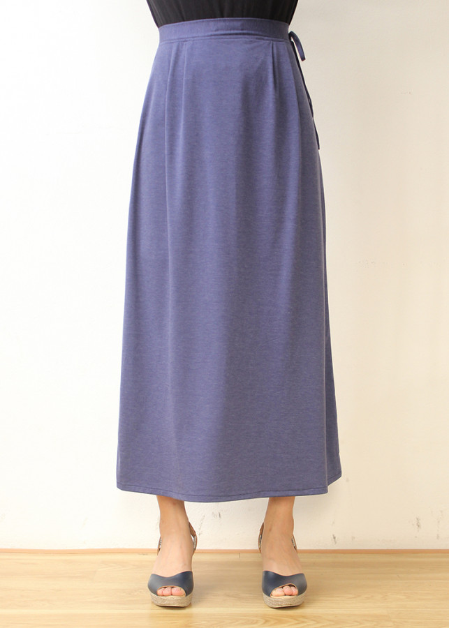 Chân váy quây chống nắng Vienne Tran O62M19H002-R1S43 (Xanh Dương)
