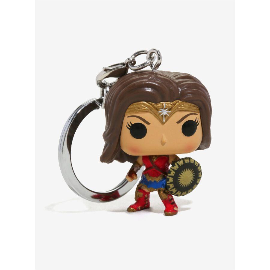 Móc Khóa Pocket Pop DC - Wonder Woman