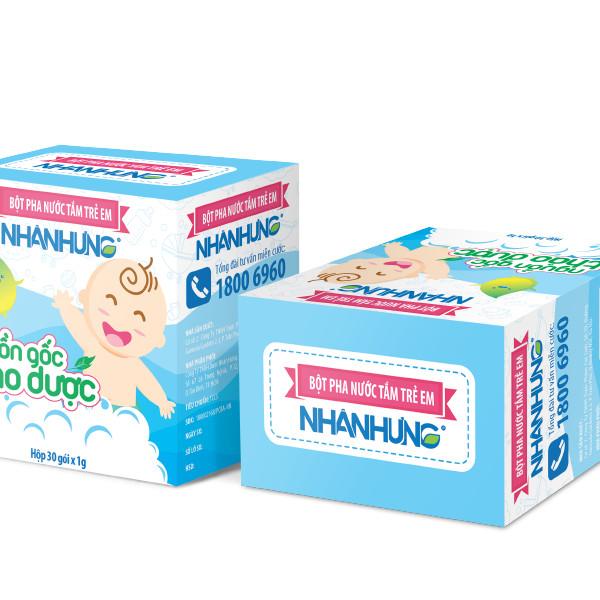 Bột pha nước tắm trẻ em Nhân Hưng - 1814627 , 5592668049125 , 62_13331825 , 196000 , Bot-pha-nuoc-tam-tre-em-Nhan-Hung-62_13331825 , tiki.vn , Bột pha nước tắm trẻ em Nhân Hưng