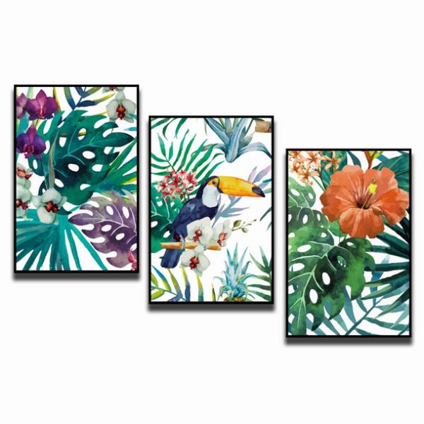 Bộ 3 Tranh Canvas Kèm Khung Viền 3D PG222 - 1104897 , 8882112985473 , 62_6967515 , 1785000 , Bo-3-Tranh-Canvas-Kem-Khung-Vien-3D-PG222-62_6967515 , tiki.vn , Bộ 3 Tranh Canvas Kèm Khung Viền 3D PG222