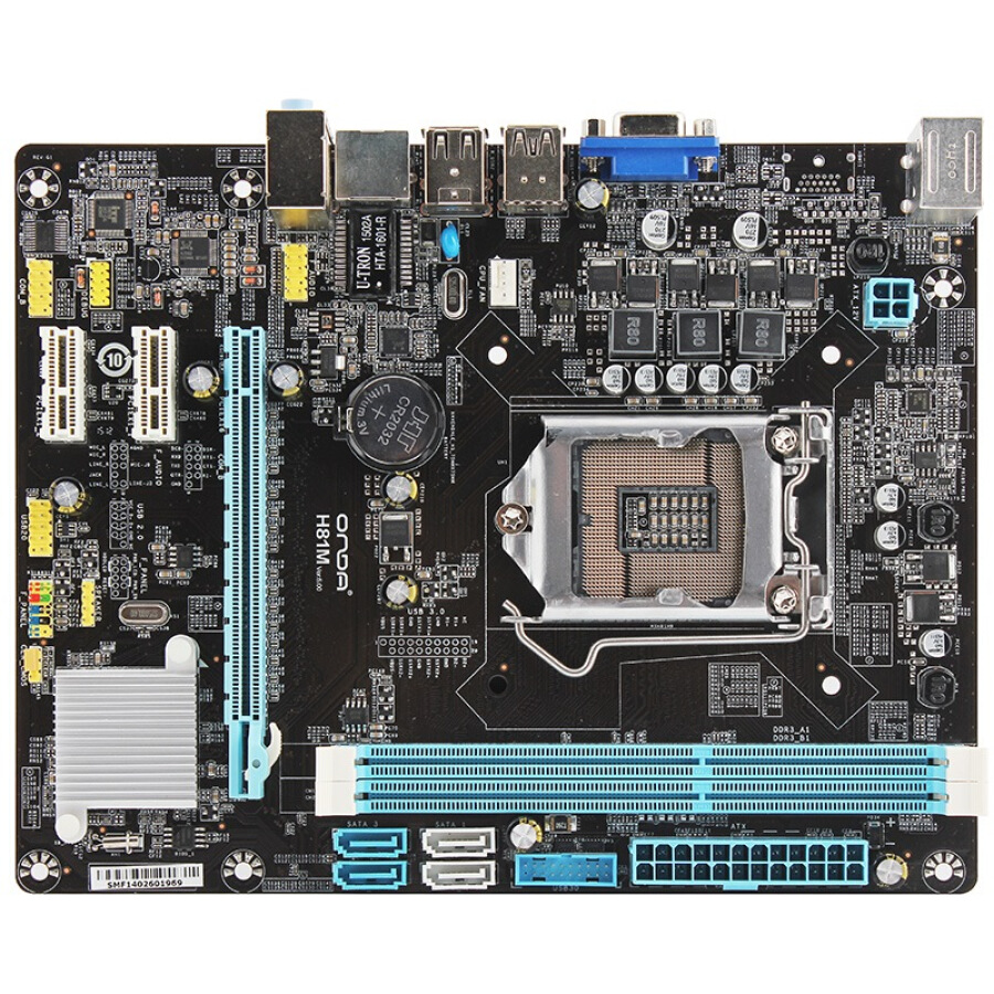 Bo Mạch Chủ Onda (Intel H81/LGA 1150)