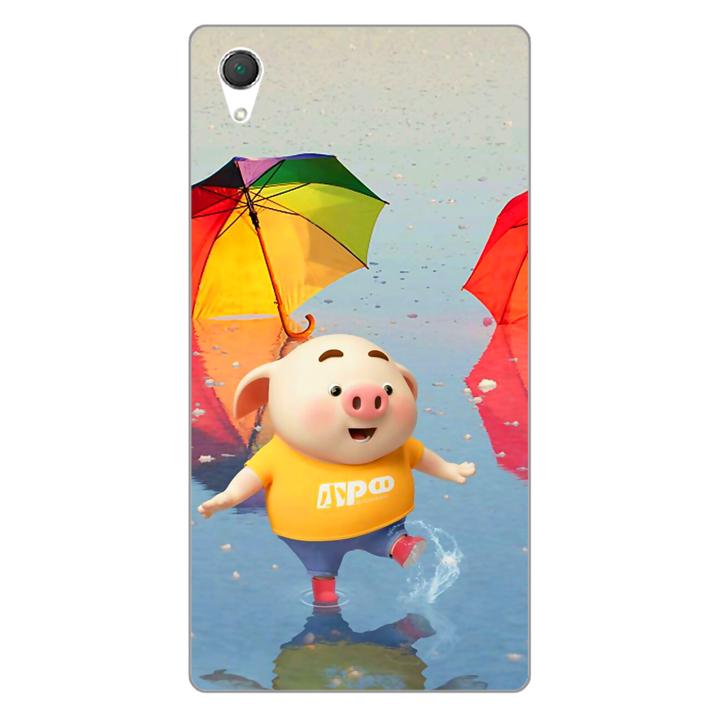 Ốp lưng dẻo cho điện thoại Sony Z1 _ Pig 23 - 1278287 , 3046856862345 , 62_11758308 , 200000 , Op-lung-deo-cho-dien-thoai-Sony-Z1-_-Pig-23-62_11758308 , tiki.vn , Ốp lưng dẻo cho điện thoại Sony Z1 _ Pig 23