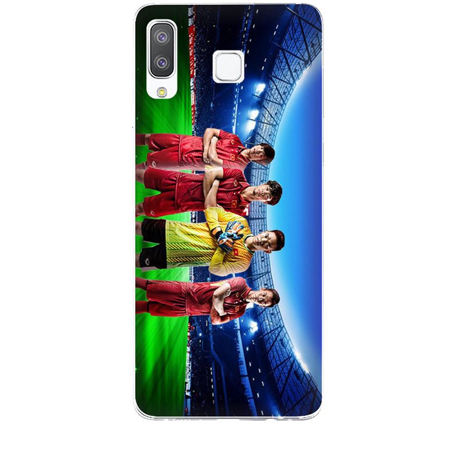 Ốp Lưng Dành Cho Samsung Galaxy A8 Star AFF Cup Đội Tuyển Việt Nam Mẫu 2