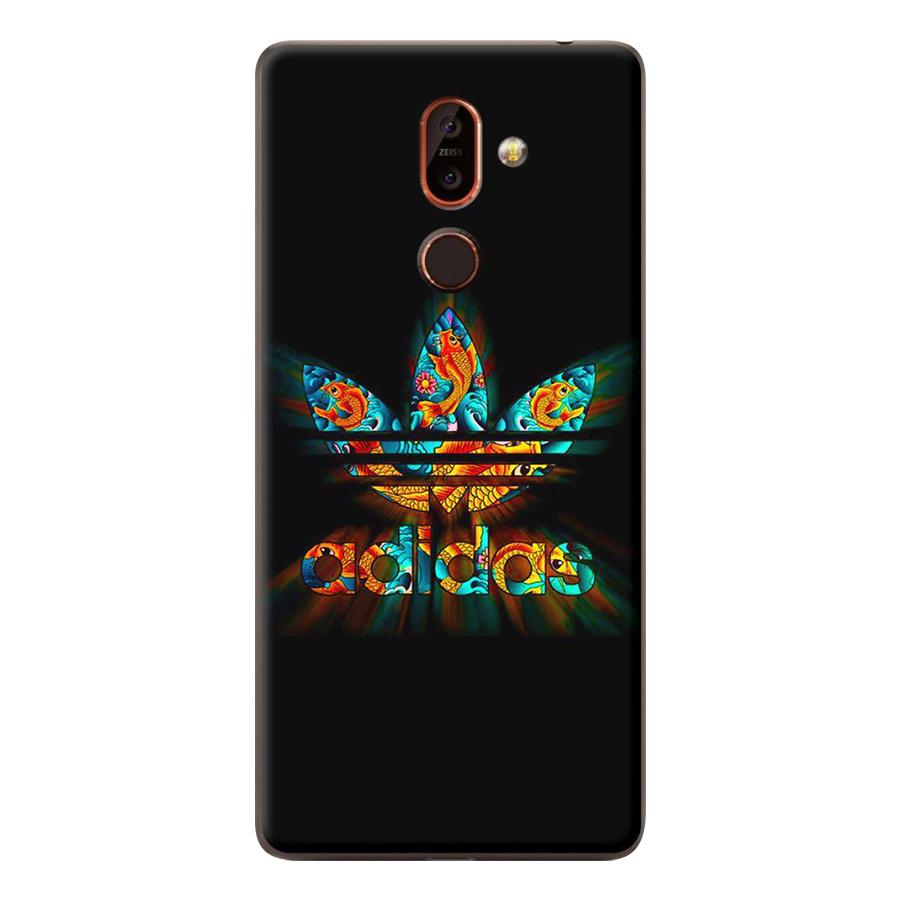 Ốp Lưng Dành Cho Nokia 7 Plus - In Chữ ADD Cá Chép
