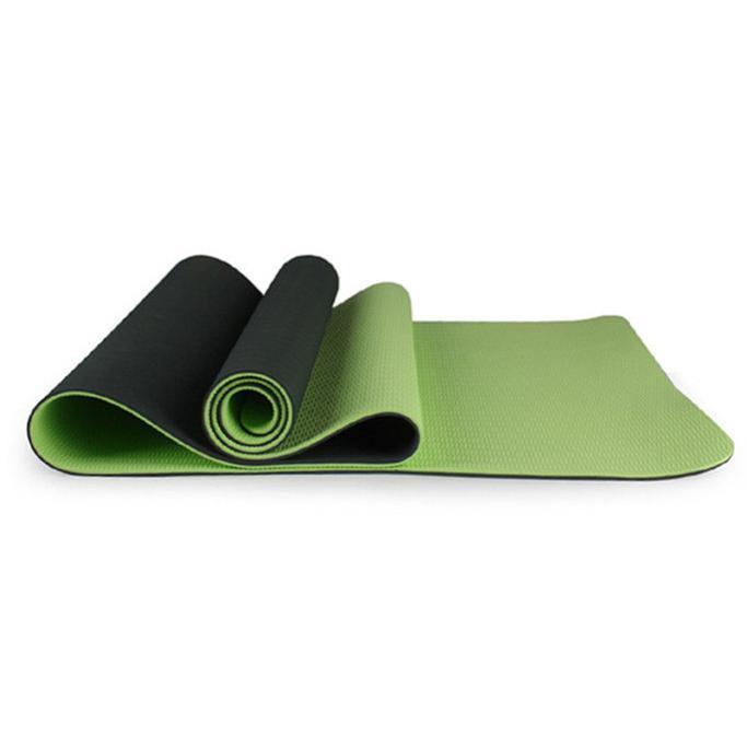 Thảm Tập Yoga Eco Friendly TPE 6mm 2 Lớp Tặng Kèm Túi Đựng Thảm - 1524187 , 9243949178077 , 62_14964013 , 598000 , Tham-Tap-Yoga-Eco-Friendly-TPE-6mm-2-Lop-Tang-Kem-Tui-Dung-Tham-62_14964013 , tiki.vn , Thảm Tập Yoga Eco Friendly TPE 6mm 2 Lớp Tặng Kèm Túi Đựng Thảm