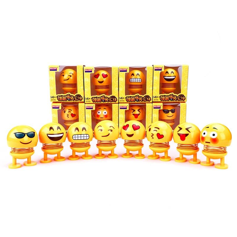 Set 4 thú nhún Emoji trang trí - 9553523 , 7352976857809 , 62_19239105 , 300000 , Set-4-thu-nhun-Emoji-trang-tri-62_19239105 , tiki.vn , Set 4 thú nhún Emoji trang trí