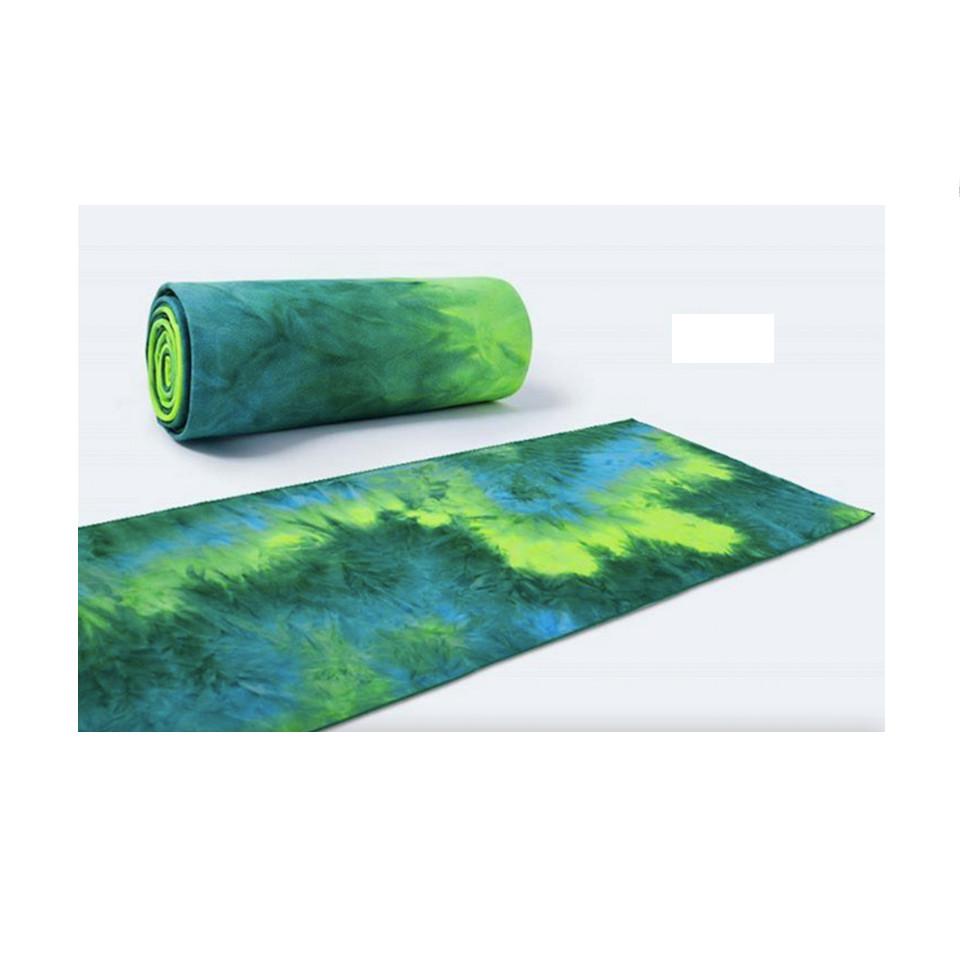 Khăn Trải Thảm tập Yoga Cao Cấp HATHA bám siêu dính - Xanh lá đậm - 18586515 , 3006831852570 , 62_21396355 , 875000 , Khan-Trai-Tham-tap-Yoga-Cao-Cap-HATHA-bam-sieu-dinh-Xanh-la-dam-62_21396355 , tiki.vn , Khăn Trải Thảm tập Yoga Cao Cấp HATHA bám siêu dính - Xanh lá đậm