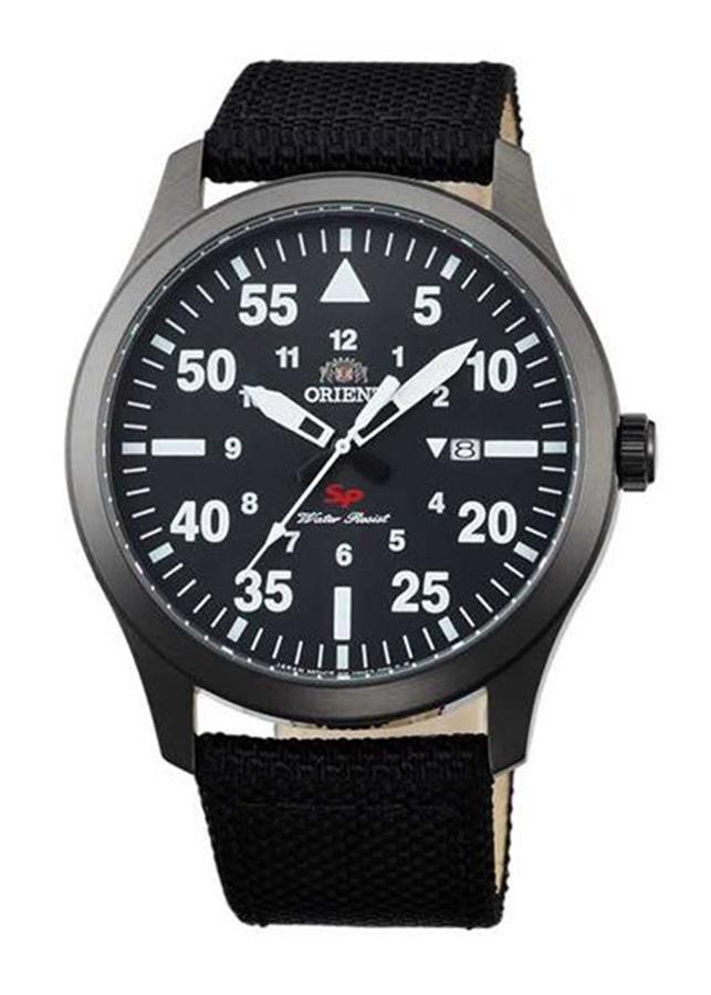 Đồng hồ Nam dây vải dù Orient FUNG2003B0
