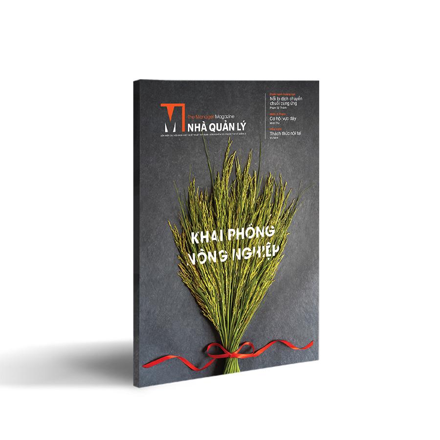 Tạp chí Nhà Quản Lý - Khai Phóng Nông Nghiệp - 780950 , 6562168431231 , 62_11592292 , 120000 , Tap-chi-Nha-Quan-Ly-Khai-Phong-Nong-Nghiep-62_11592292 , tiki.vn , Tạp chí Nhà Quản Lý - Khai Phóng Nông Nghiệp