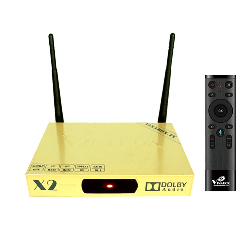 Combo android tivi box Vinabox X2 2019 và Điều khiển giọng nói KM650V - 775252 , 6552719033472 , 62_14289444 , 1099000 , Combo-android-tivi-box-Vinabox-X2-2019-va-Dieu-khien-giong-noi-KM650V-62_14289444 , tiki.vn , Combo android tivi box Vinabox X2 2019 và Điều khiển giọng nói KM650V
