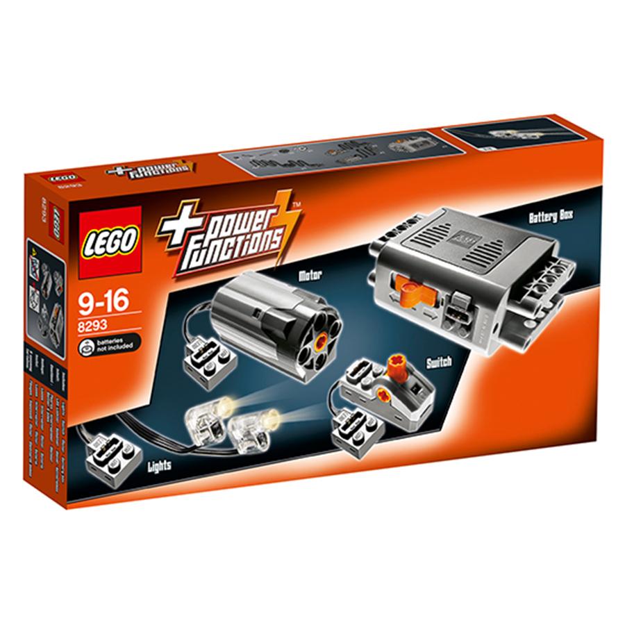Bộ Lắp Ráp Bộ Động Cơ Power Functions Lego Technic 8293 (10 Chi Tiết) - 1003209 , 5702015146227 , 62_2784157 , 1209000 , Bo-Lap-Rap-Bo-Dong-Co-Power-Functions-Lego-Technic-8293-10-Chi-Tiet-62_2784157 , tiki.vn , Bộ Lắp Ráp Bộ Động Cơ Power Functions Lego Technic 8293 (10 Chi Tiết)