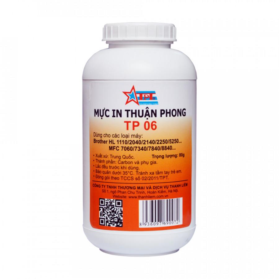 Bộ 30 Chai Mực đổ Thuận Phong TP06 dùng cho máy in Brother - 1594201 , 7079873709450 , 62_10683782 , 1260000 , Bo-30-Chai-Muc-do-Thuan-Phong-TP06-dung-cho-may-in-Brother-62_10683782 , tiki.vn , Bộ 30 Chai Mực đổ Thuận Phong TP06 dùng cho máy in Brother