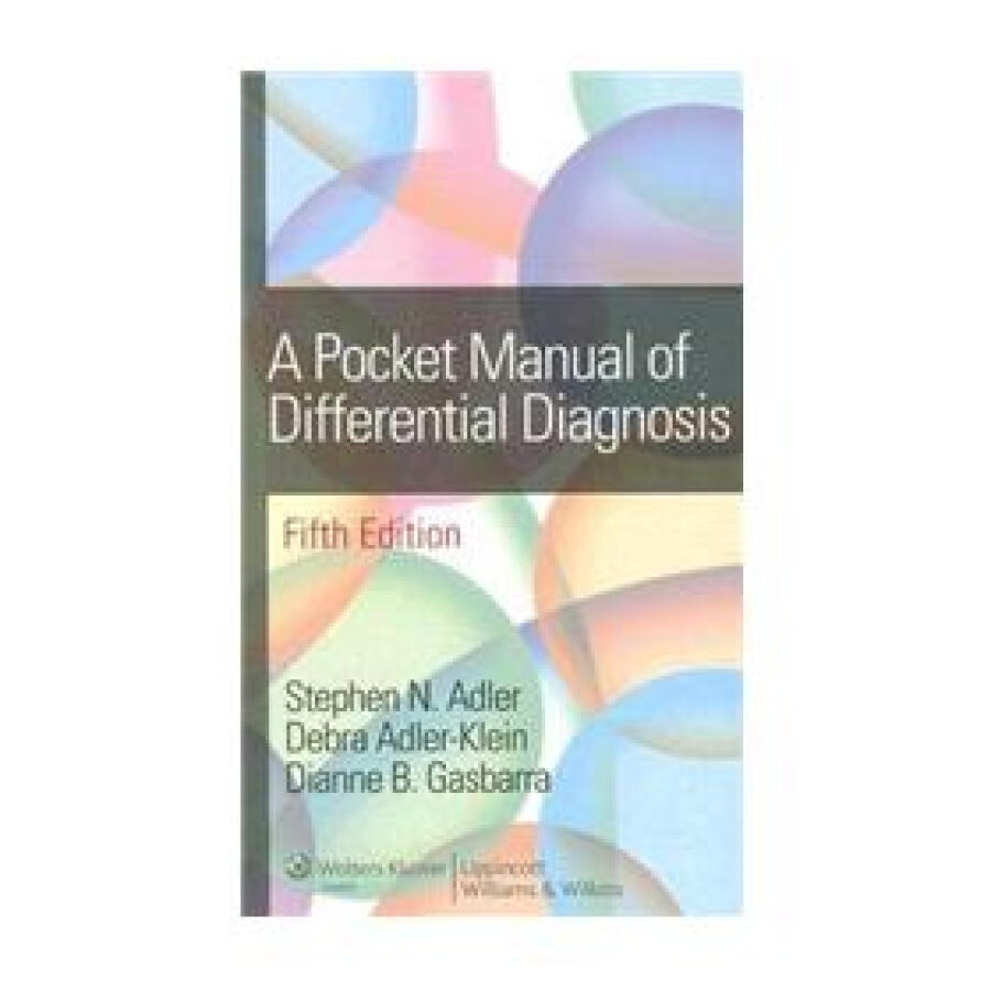 A Pocket Manual of Differential Diagnosi