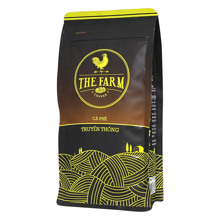 Cà Phê Bột Truyền Thống The Farm Coffee  Tea CB02 (250g)