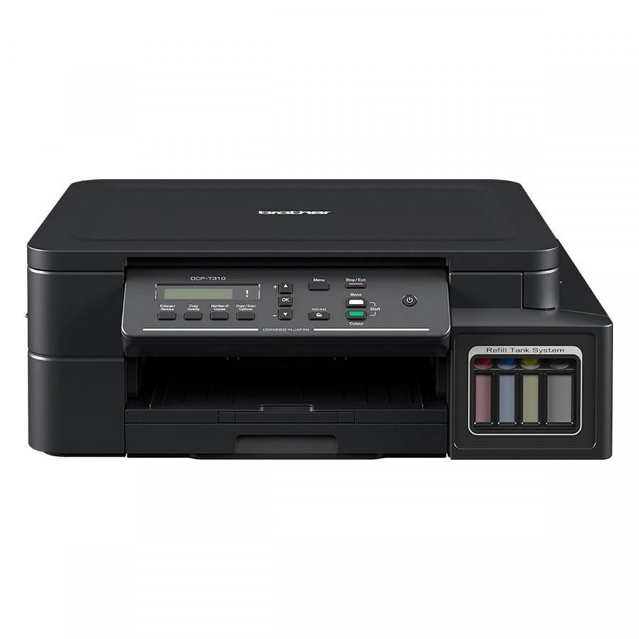 Máy in đa năng Brother DCP-T310, In phun màu tiếp mực ngoài chính hãng - 1253922 , 9412447332438 , 62_6997727 , 4260000 , May-in-da-nang-Brother-DCP-T310-In-phun-mau-tiep-muc-ngoai-chinh-hang-62_6997727 , tiki.vn , Máy in đa năng Brother DCP-T310, In phun màu tiếp mực ngoài chính hãng