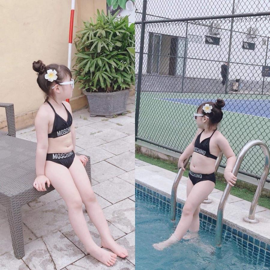 Bikini bé gái