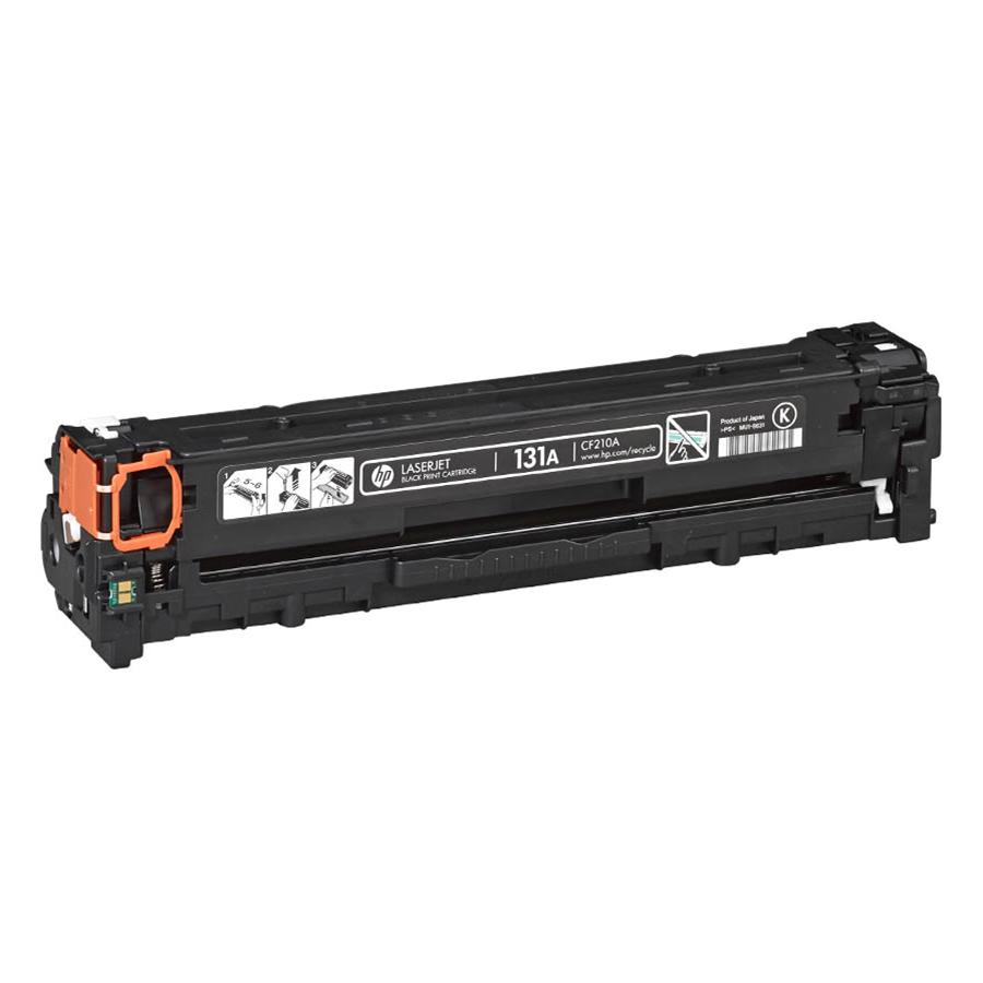 Mực in Laser HP 131A Đen ( Máy in HP LaserJet Pro 200 Color M251n/M251NW/HP LaserJet Pro 200 M276n Clr MFP/M276NW/CF210A) - Hàng Chính...