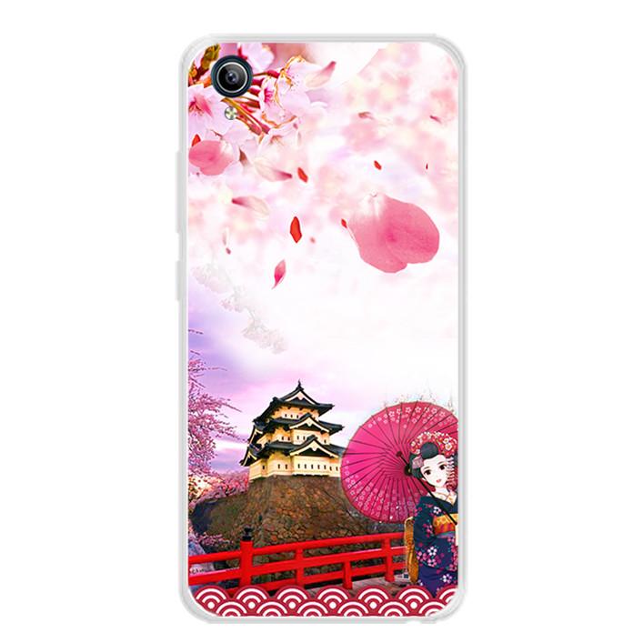 Ốp lưng dẻo cho điện thoại Vivo Y91C - 0298 NHATBAN - Hàng Chính Hãng