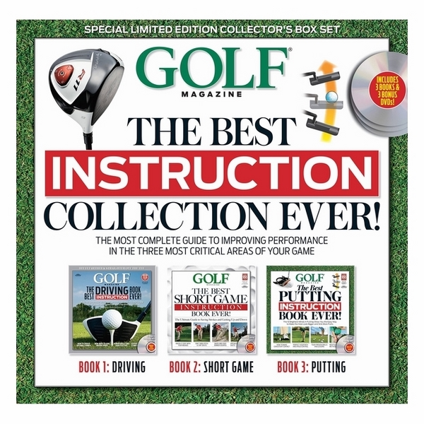 Golf: The Best Instruction Collection Ever!