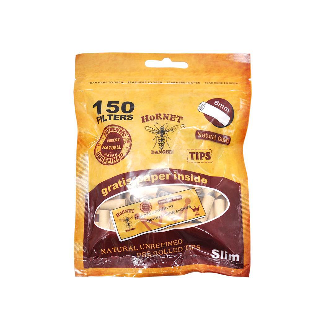6Mm 150PCS/Bag Disposable Filters Tip Pre Rolled Natural Unrefined Cigarette Filter Rolling Paper Tips - 16727425 , 4625552323214 , 62_28333507 , 184800 , 6Mm-150PCS-Bag-Disposable-Filters-Tip-Pre-Rolled-Natural-Unrefined-Cigarette-Filter-Rolling-Paper-Tips-62_28333507 , tiki.vn , 6Mm 150PCS/Bag Disposable Filters Tip Pre Rolled Natural Unrefined Cigare