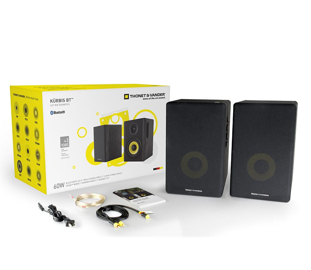Loa Bluetooth Thonet And Vander KURBIS 2.0 – 60W - 921019 , 1279870476669 , 62_1893193 , 5300000 , Loa-Bluetooth-Thonet-And-Vander-KURBIS-2.0-60W-62_1893193 , tiki.vn , Loa Bluetooth Thonet And Vander KURBIS 2.0 – 60W