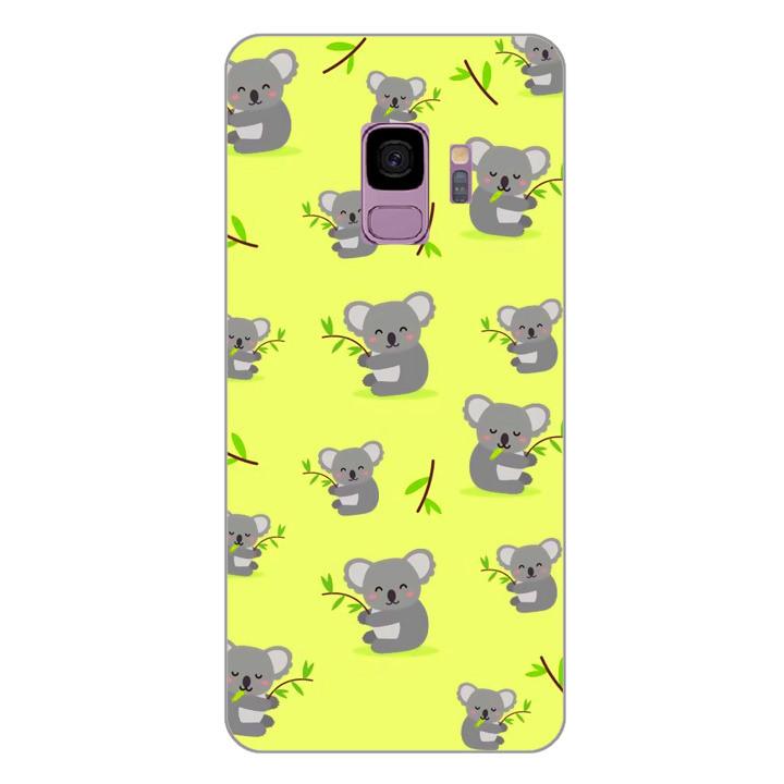 Ốp lưng dẻo cho Samsung Galaxy S9_Cartoon 07