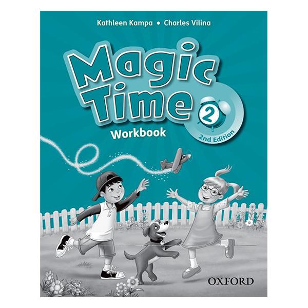 Magic Time 2: Workbook - 1158095 , 9780194016056 , 62_4882469 , 146000 , Magic-Time-2-Workbook-62_4882469 , tiki.vn , Magic Time 2: Workbook