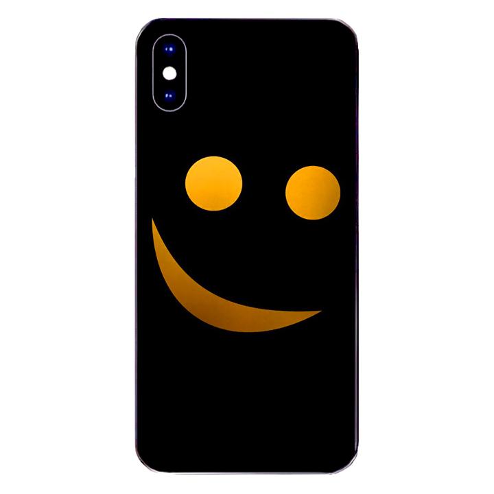 Ốp lưng dẻo cho điện thoại Xiaomi Mi A2_Smile 03