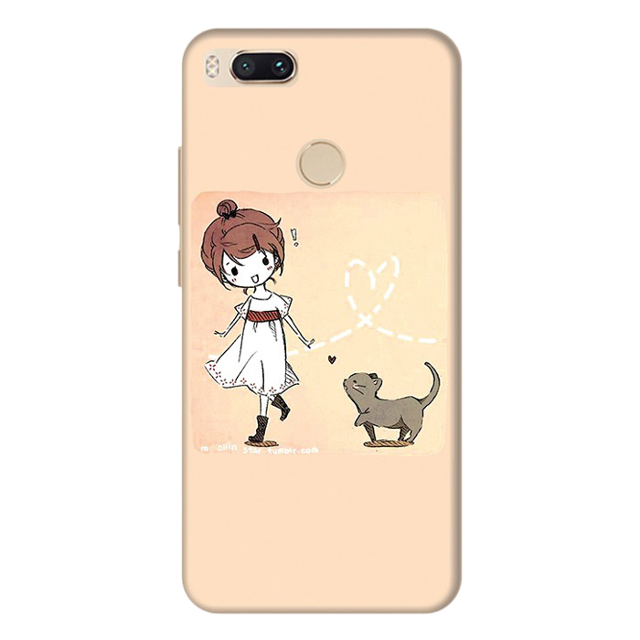 Ốp Lưng Dành Cho Xiaomi Mi A1 Mẫu 35