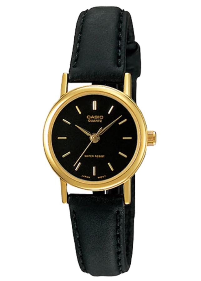 Đồng hồ nữ dây da Casio LTP-1095Q-1A