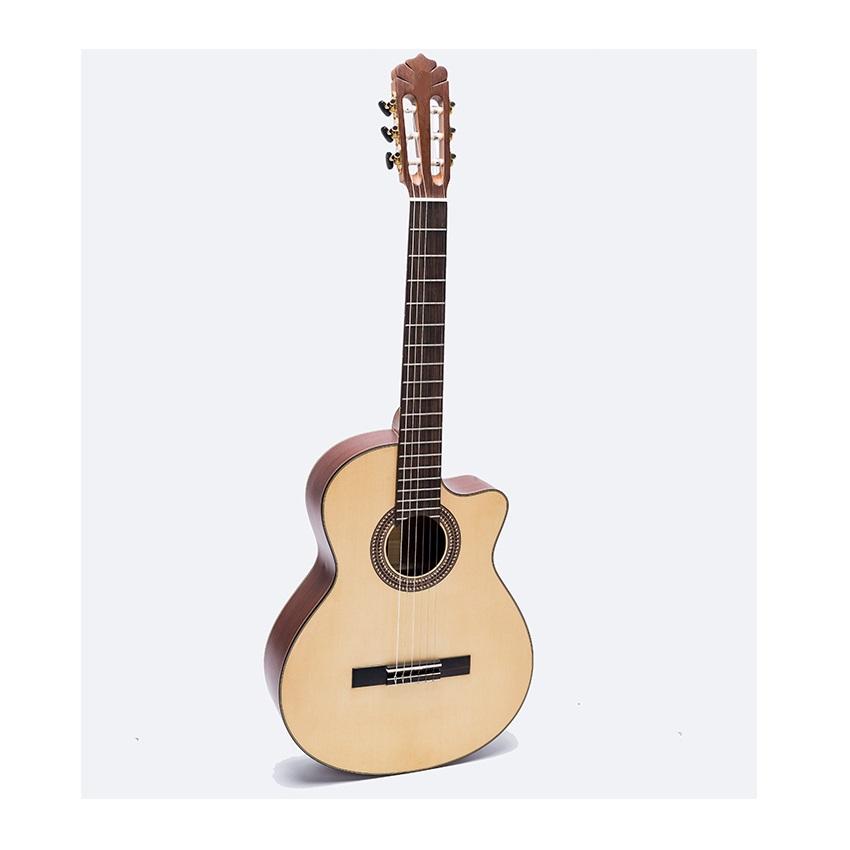 Đàn Guitar Classic Việt Nam DC350J body - Thùng mỏng - Duy Guitar