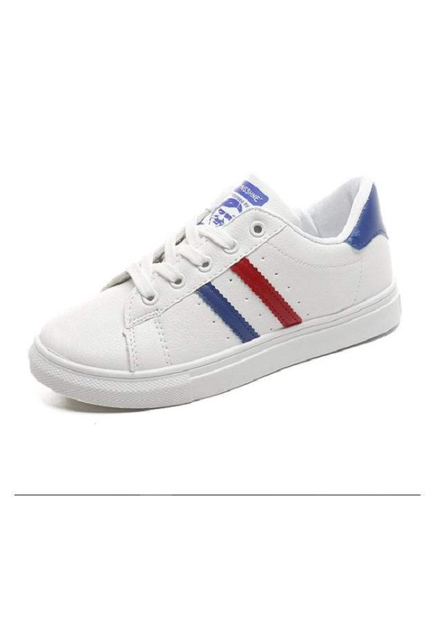Giày Sneaker Thể Thao Nữ Yamet YE89088WB Trắng viền Xanh - 7863178 , 3946712436249 , 62_3985471 , 329000 , Giay-Sneaker-The-Thao-Nu-Yamet-YE89088WB-Trang-vien-Xanh-62_3985471 , tiki.vn , Giày Sneaker Thể Thao Nữ Yamet YE89088WB Trắng viền Xanh
