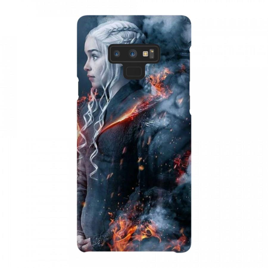 Ốp Lưng Cho Điện Thoại Samsung Galaxy Note 9 Game Of Thrones - Mẫu 350