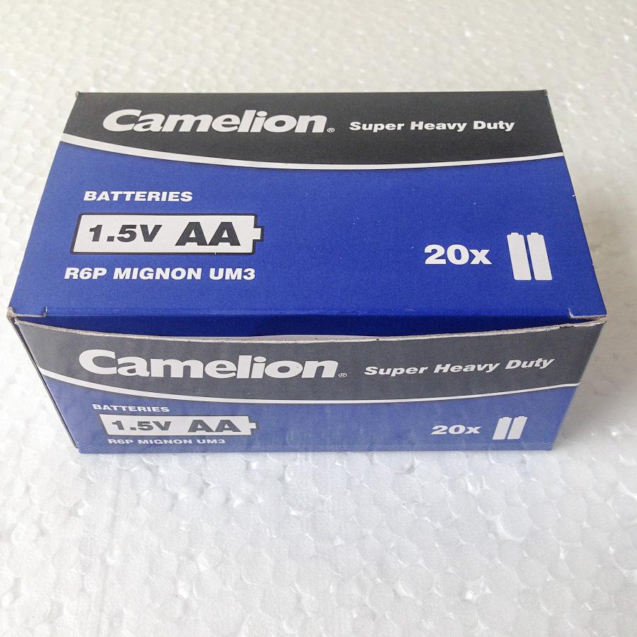 Hộp 40 Viên Pin Tiểu AA Camelion Super Heavy Duty 1.5V